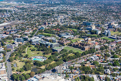 Camperdown Aerial Photography photos
