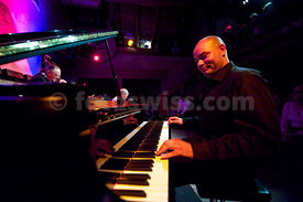 Haens'che Weiss & Vali Mayer Quartet at Festival da Jazz Live at Dracula Club St.Moritz