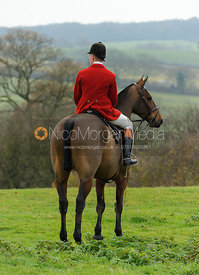 Robert Medcalf - The Cottesmore Hunt at Dene Bank Farm 3-12
