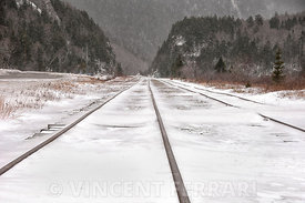 Crawford Notch Tracks