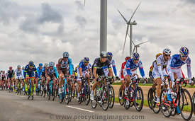 The Peloton - Paris-Tours 2017