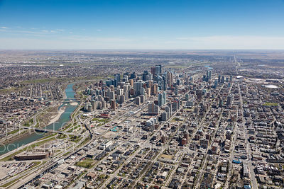 Calgary Downtown and Beltline