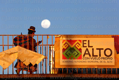 El Alto photographs