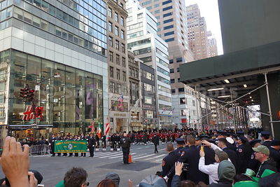St Patrick's Day Parade NYC photos