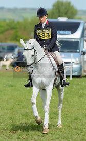 Pippa Funnell and BILLY THE BIZ - Rockingham Castle International Horse Trials 2016