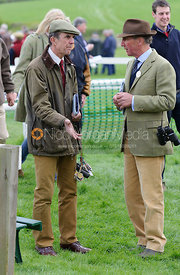 Tim Rogers and Stewart Campbell - Quorn Hunt Point to Point 2014
