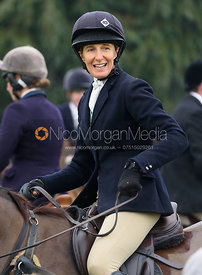 Zoe Gibson at the meet at Barleythorpe 6/12