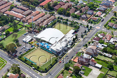 Cabramatta Aerial photography photos