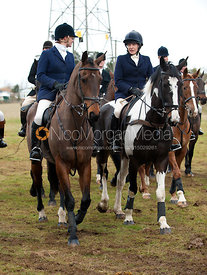 The Cottesmore Hunt at Hambleton 15/11/07
