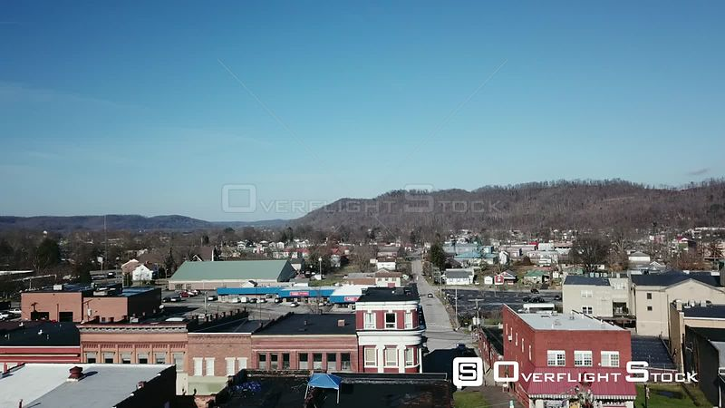 Drone Video St Albans West Virginia