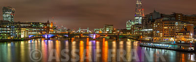 Southwark Bridge photos