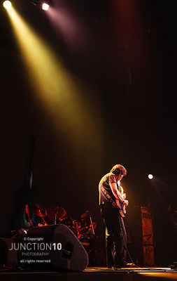 Chris Rea - Symphony Hall 2010 photos