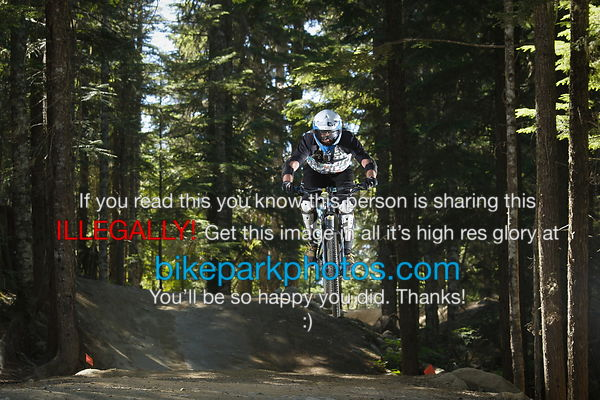 Tuesday July 25th  ALine Double bike park photos