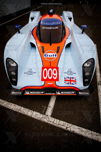 2011 Motorsport - AMR Day Silverstone photos