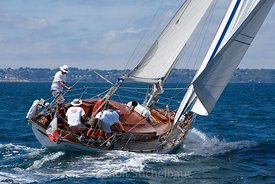 BREST CLASSIC WEEK - BREST LE 09 JUILLET 2010 - MIRELLA - 12M20 - 1966 - PLAN ILLINGWORTH