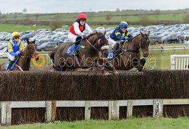 The open ditch - Ladies Open - Cottesmore at Garthorpe