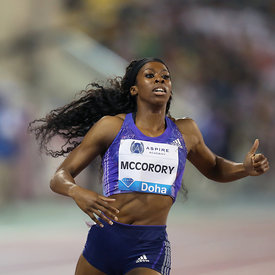 Francena McCORORY (USA) photos