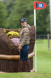 Lauren Hough, Land Rover Burghley Horse Trials 2017