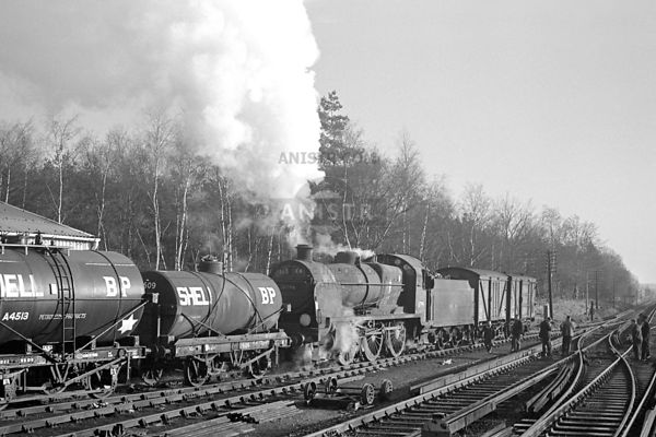 PHOTOS of BRITISH RAILWAYS (BR) 1948-1968 photos