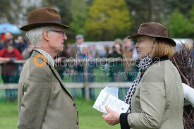 John Hawksfield - Quorn Hunt Point to Point 2014