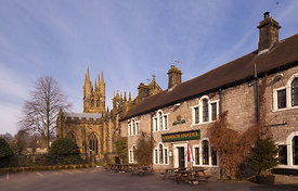 George Hotel in Tideswell Derbyshire
