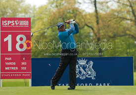 The Handa Senior Masters Golf, Stapleford Park