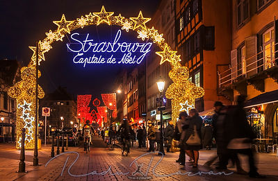 Strasbourg- Christmas Capital