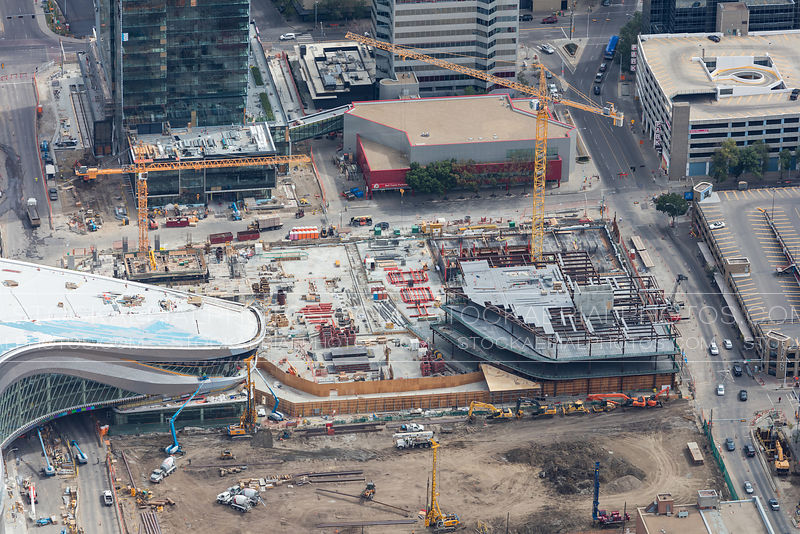 Stantec Tower Construction, Edmonton