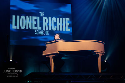 The Lionel Richie Songbook, Wolverhampton, United Kingdom