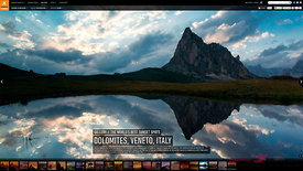 rough_guides_-_dolomites_peak_reflected_-_1600px