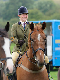 Holly Campbell - The Cottesmore Hunt at Marefield 26/8