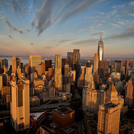 Fresh New York City images aerial pictures