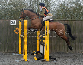 Class 6 - CHPC Eventer Trial, April 2015.
