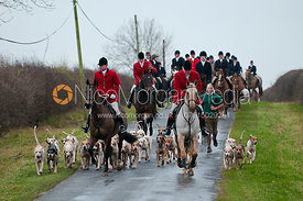 The Crawley and Horsham with The Cottesmore at Pickworth