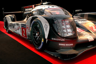Porsche 919 Hybrid Art Photographs