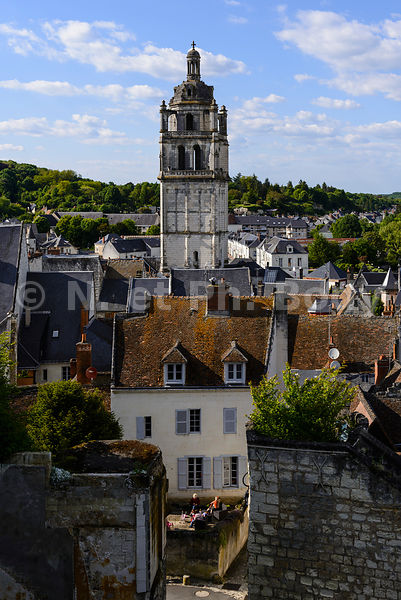 FRANCE, INDRE ET LOIRE, LOCHES