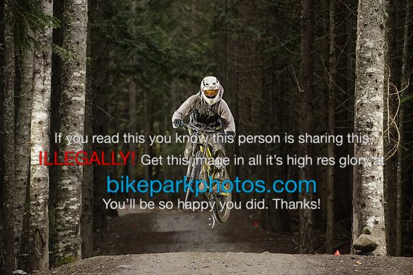 Sunday October 7th Crank It Up  bike park photos