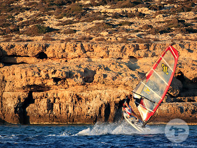 WINDSURFING CRETE photos