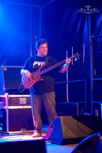Brittany Blues Band • Larmor-Plage 2012-08-22