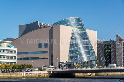 Convention Centre Dublin (Horizontal)- Dublin, Ireland