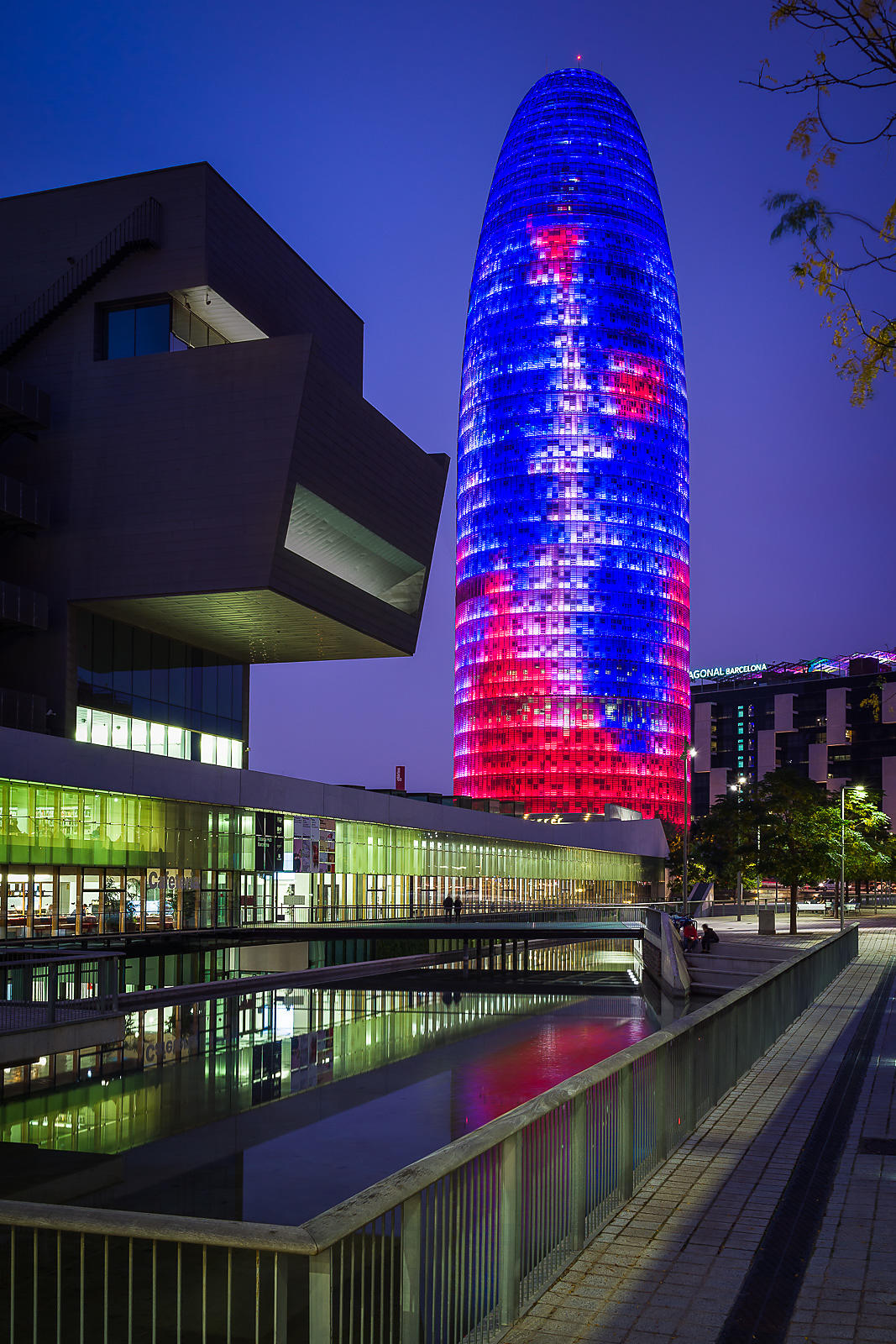 Torre Agbar - Barcelona, Spain | Ateliers Jean Nouvel