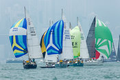 Edmond de Rothschild Autumn Regatta 2015 by RHKYC