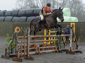 Harriet Wright - Class 6 - CHPC Eventer Trial, April 2015.