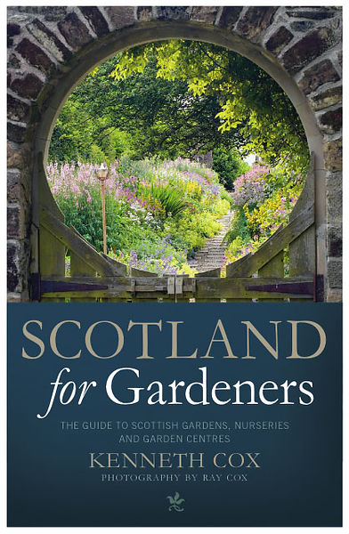 Scotland for Gardeners; Birlinn photos