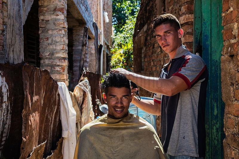 Alley Barbershop