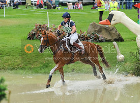 Holly Woodhead and DHI LUPISON - CIC3*