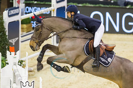 CLONGINES GRAND PRIX of BASEL. -LONGINES CSI Basel 2018
