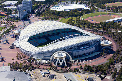 ANZ Stadium, Homebush Bay