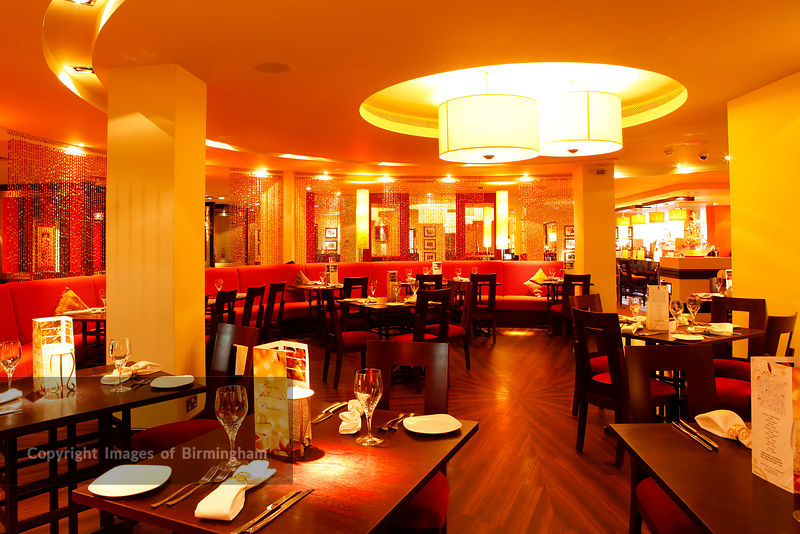 Indian Restaurant Birmiham City Centre
