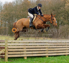 Katie Barber - The Quorn Hunt at Twyford 13-12
